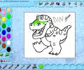 Kea Coloring Book Screenshot 3