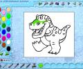 Kea Coloring Book Screenshot 4