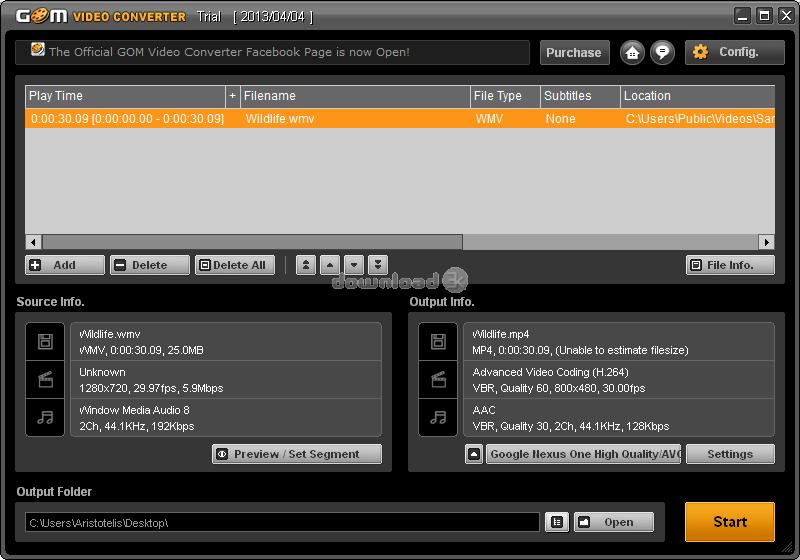Gom encoder 2014 review alternatives free trial download gom encoder screenshot 1 gom encoder screenshot 2 ccuart Gallery