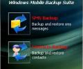 iMobileTool Windows Mobile Backup Suite Screenshot 0