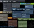 jQuery Multi Level Menu Style 11 Screenshot 0