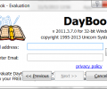 Unicorn Daybook Screenshot 1