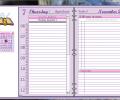 Unicorn Daybook Screenshot 3