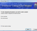 Intellexer Categorizer Screenshot 1
