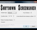 Shutdown Screensaver Screenshot 0