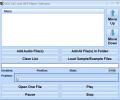 OGG AAC and MP3 Player Software Screenshot 0