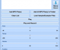 Play MP3s Slowly Software Screenshot 0
