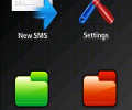 Aloaha Mobile Security for SMS Screenshot 0