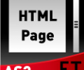HTML/CSS Page Renderer AS3 Screenshot 0