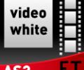 HTML / XML Video List White AS3 Screenshot 0