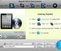 Bigasoft DVD to iPad Converter for Mac Screenshot 0