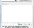 KDT Site Blocker Screenshot 0