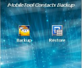 iMobileTool Contacts Backup Screenshot 0