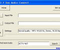 Free AC3 2 Zen Audio Convert Screenshot 0