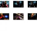 Iron Man 2 Windows 7 Theme Screenshot 0