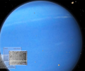 Neptune 3D Space Survey Screensaver for Mac OS X Screenshot 0