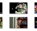 Toy Story 3 Windows 7 Theme Screenshot 0