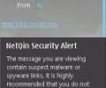 NetQin Mobile Antiviris S60 3rd V2.4 Screenshot 0