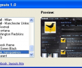 Naevius Facebook Layouts Screenshot 0