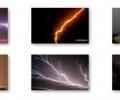 Lightning Windows 7 Theme Screenshot 0