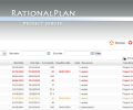 RationalPlan Project Server Screenshot 0