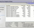 Eusing Free Registry Defrag Screenshot 0