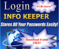 Login Info Keeper Screenshot 0