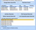 Daily Task Reminder Software Screenshot 0