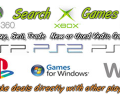 Used Game Search Tool Screenshot 0