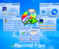 Recover Files from CD DVD Blu Ray Screenshot 0