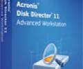 Acronis Disk Director 11 Advanced Workstation Screenshot 0
