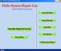 Flobo System Repair Lite Screenshot 0