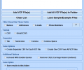 vCard VCF To CSV Converter Software Screenshot 0