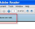 J4L PDF digital signature Screenshot 0