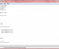 NFOPad Screenshot 1