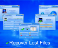 Recover Lost Files Pro Screenshot 0