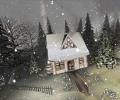 Winter 3D Screensaver Screenshot 0