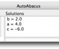 AutoAbacus Screenshot 0