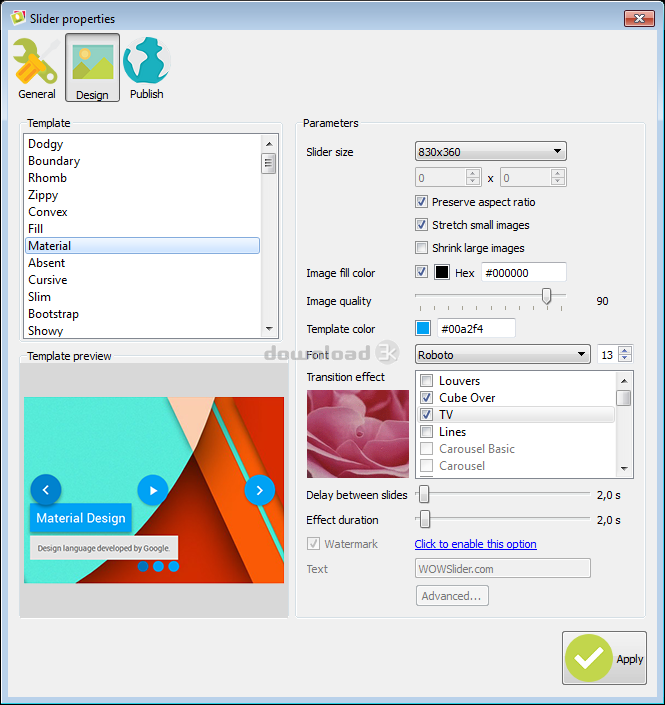 Download wowslider-win-setup zip Free - WOW Slider 8 8 install file