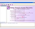 Repair mdb access Screenshot 0