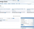 WSN Knowledge Base Screenshot 0
