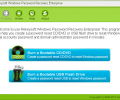 Windows Password Recovery Enterprise Screenshot 0