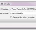 Rebex ZIP Screenshot 0