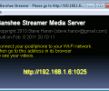 Banshee Streamer Media Server Screenshot 0