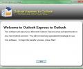Outlook Express to Outlook Screenshot 0