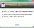 Outlook Express to Outlook Express Screenshot 0