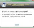 Outlook Express to Windows Live Mail Screenshot 0