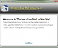 Windows Live Mail to Mac Mail Screenshot 0
