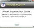 Windows Live Mail to Entourage Screenshot 0