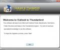 Outlook to Thunderbird Screenshot 0